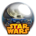 Star Wars Pinball App iTunes App Icon Logo By ZEN Studios Ltd. - FreeApps.ws