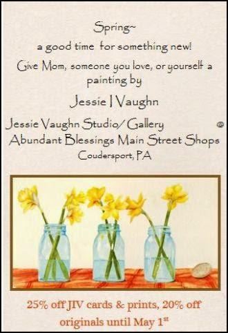 Jessie I. Vaughn Studio / Gallery