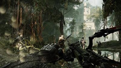 Crysis 3 liberado vídeo de demonstração interativa singleplayer