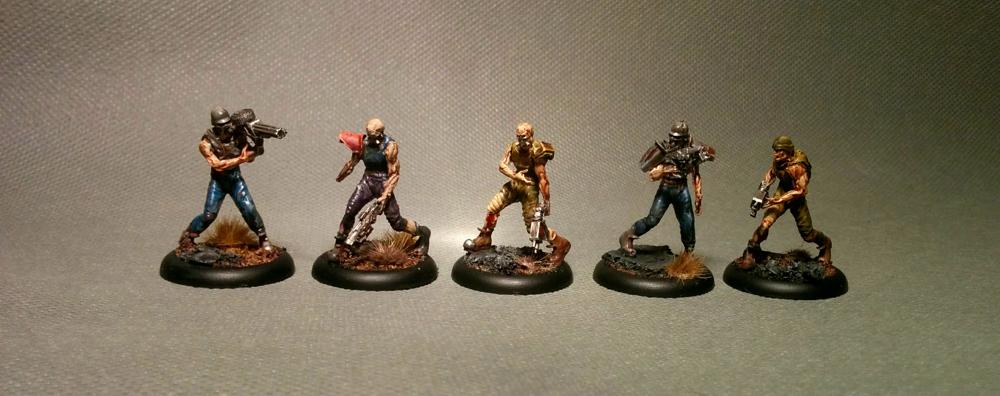 Warzone Resurrection - Undead legionnaires - Dark Legion - Algetorh - 1