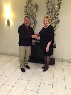 Carol Graham awarded as Woman of Impact