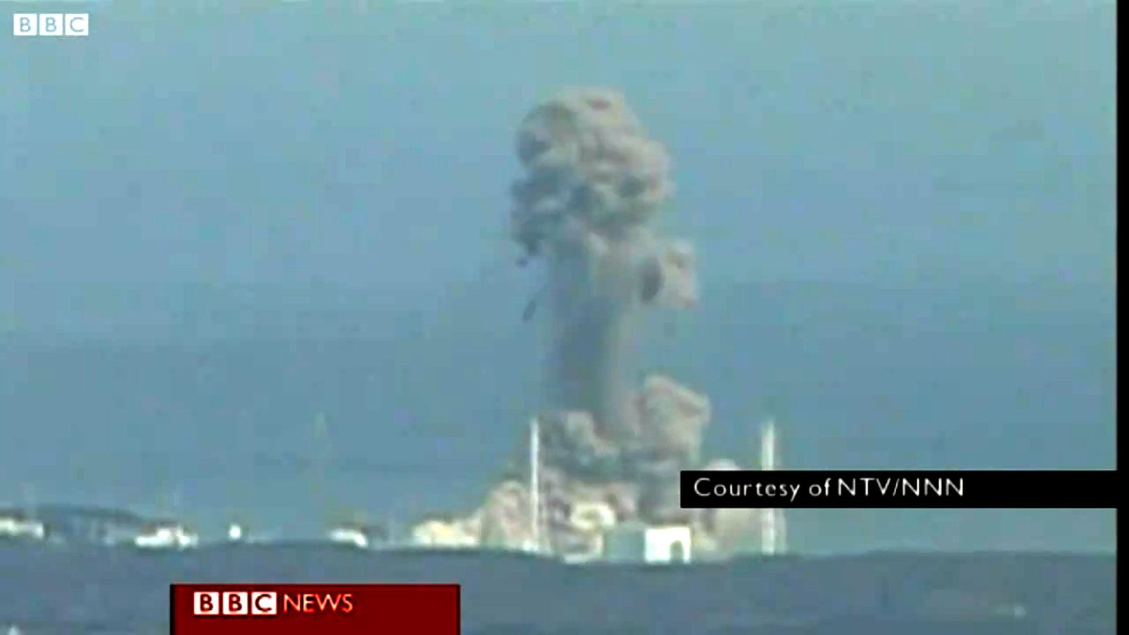 fukushima nuclear explosion essay