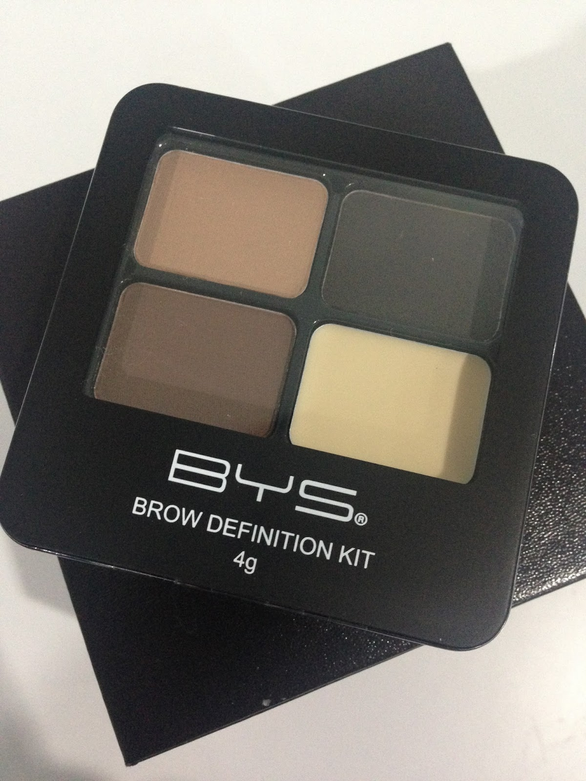 Bys Brow Definition Kit Review Mommy Rockin In Style Beauty And