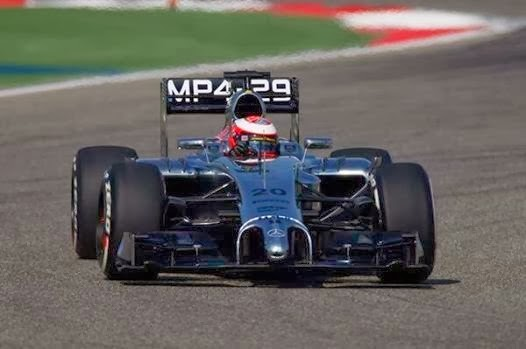 Permalink to 2°dia de testes no Bahrain e a Mercedes continua imbatível