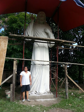 THE TALLEST DIVINE MERCY STATUE IN MALASIA