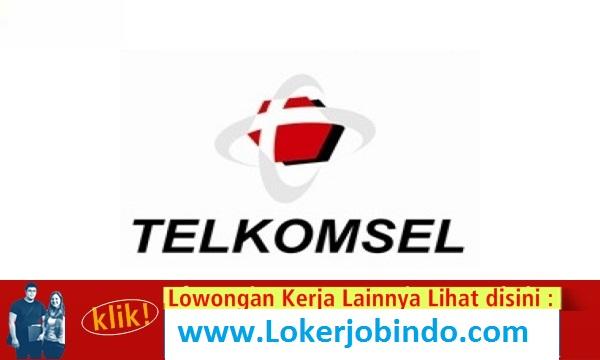 Lowongan Kerja Admin Telkomsel