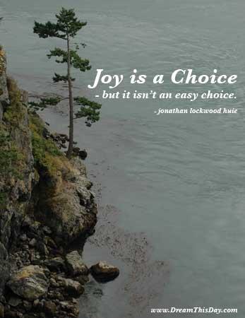 joy of life quotes
