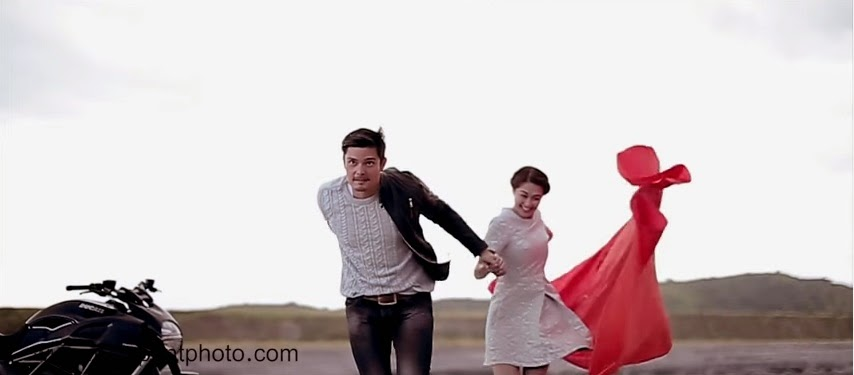 Dingdong Dantes and Marian Rivera official prenup video