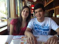 Maithe e Marcelo