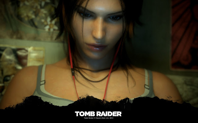Turning point - Tomb Raider
