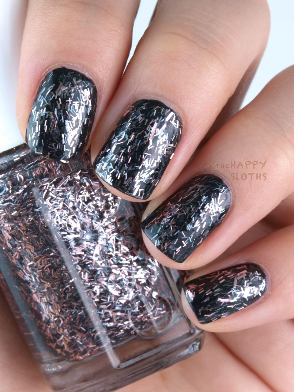 Essie Glitter Nail Polish Review – Papillon Day Spa