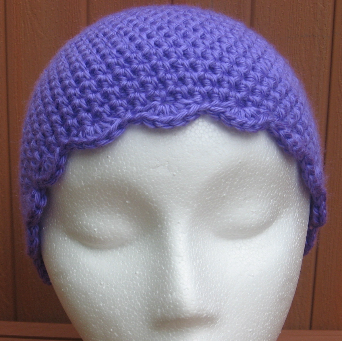 Crochet Patterns Hats For Cancer Patients : Crochet Projects: Crochet Chemo Sleep Cap