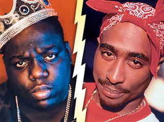Tupac Vs Biggie