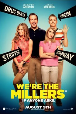 We Are The Millers 2013 poster
