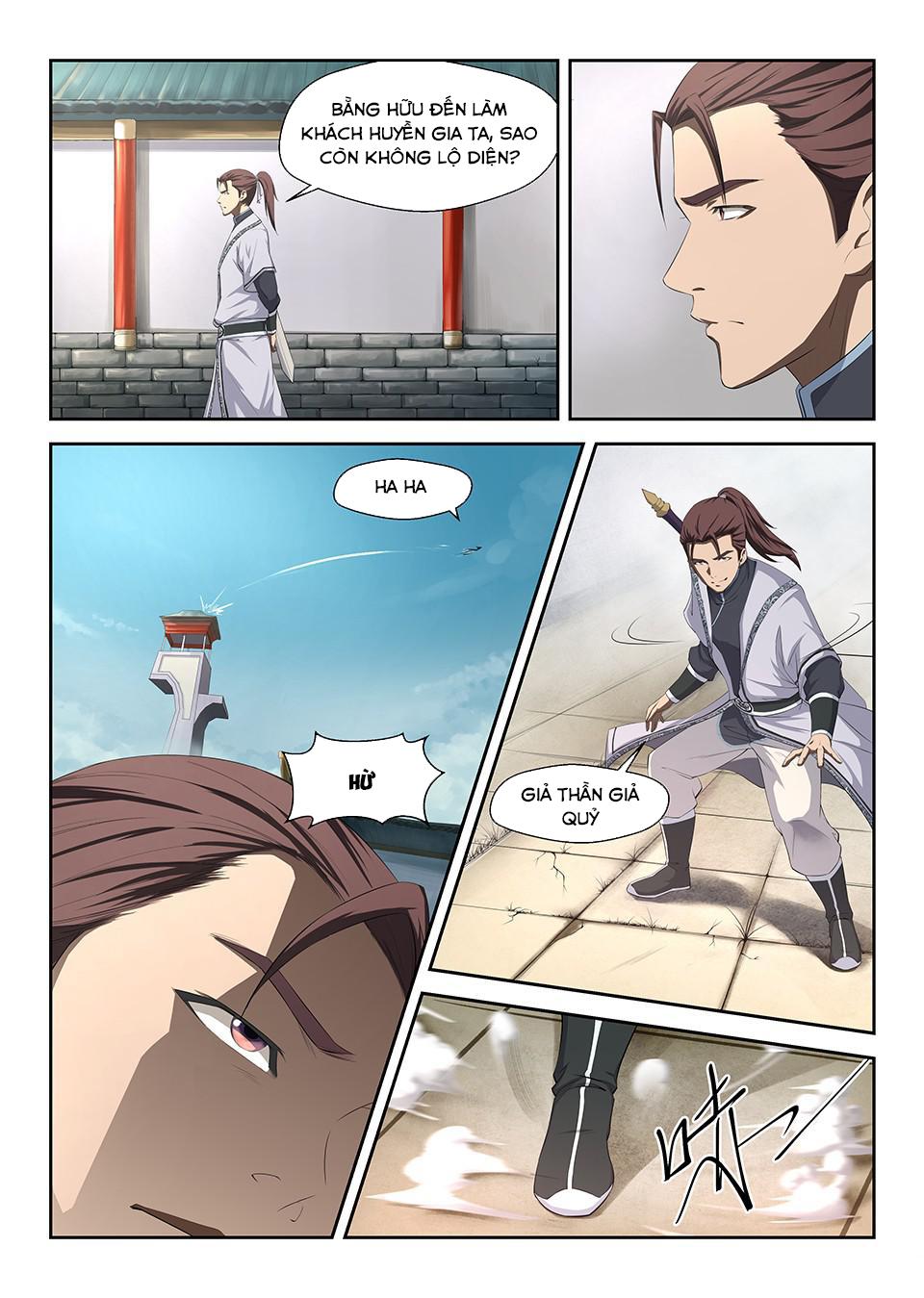 Kiếm Nghịch Thương Khung Chapter 1 - Hamtruyen.vn
