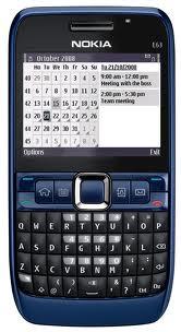 Cara Hack HP Nokia E63