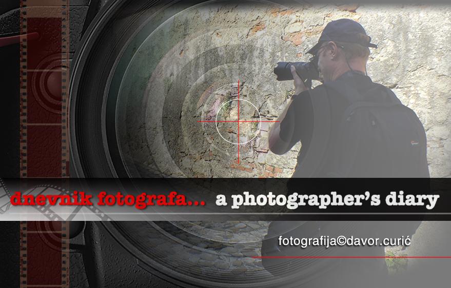 Dnevnik fotografa... a photographers diary