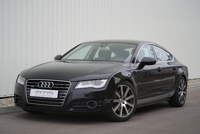 Audi A7 3.0 TDI MTM Tuning