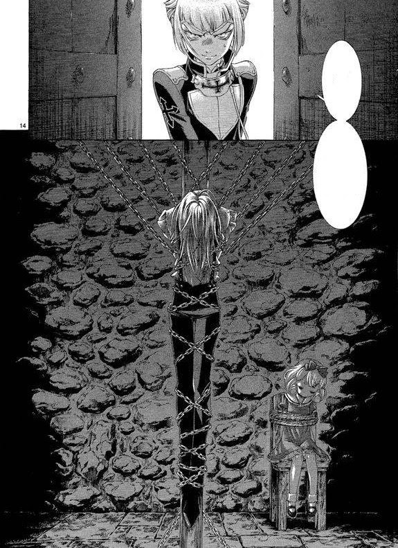 Actu Manga, Critique Manga, Dark Kana, Kana, Manga, Trinity Blood,