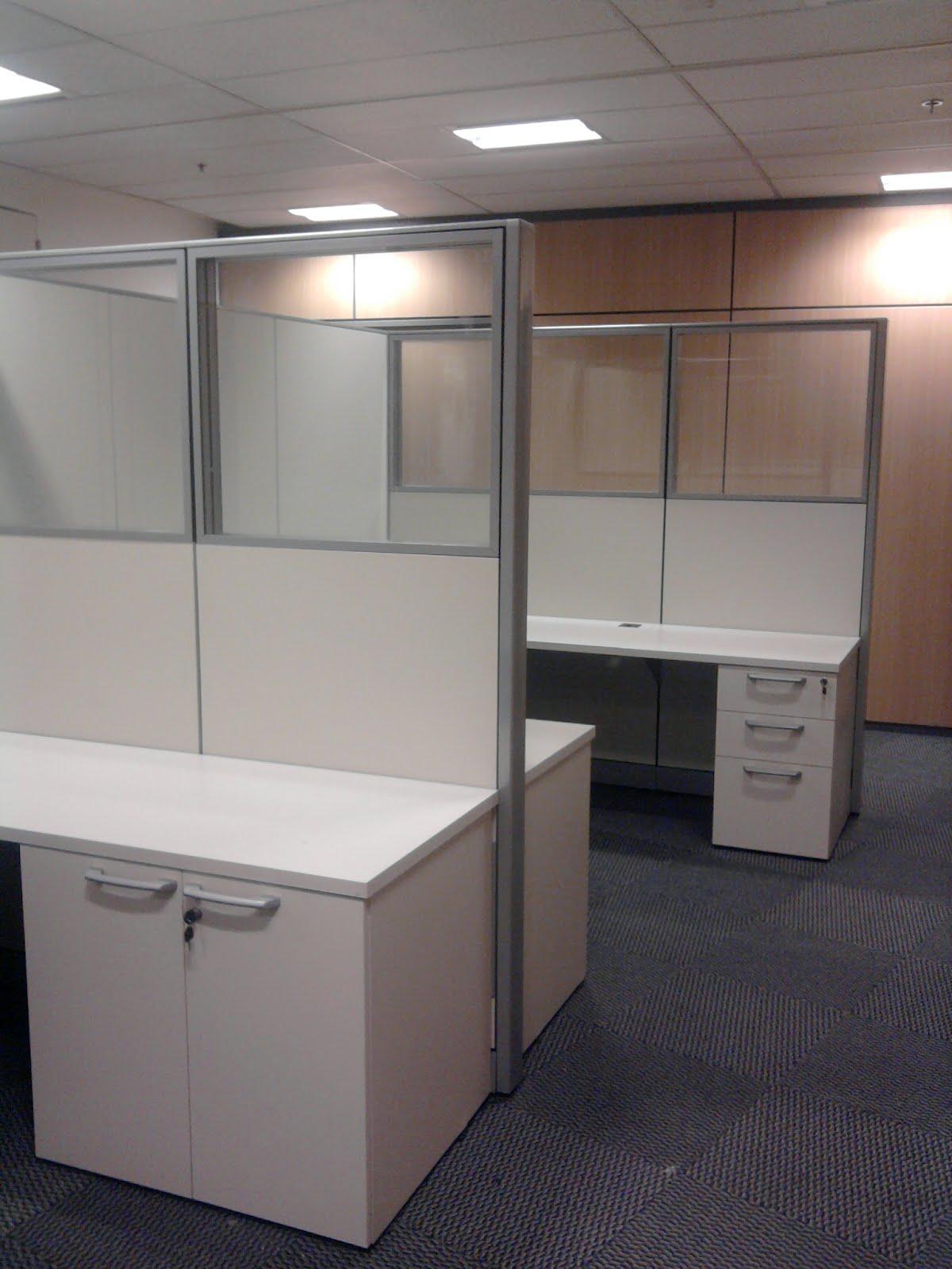 R a ch mobiliario para oficinas armado de puestos de for By h mobiliario