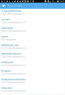 #bad1stwin trending indonesia