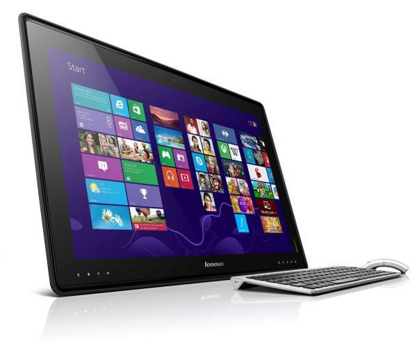 Lenovo's IdeaCentre Horizon A 27 Inch All-In-One/Table PC