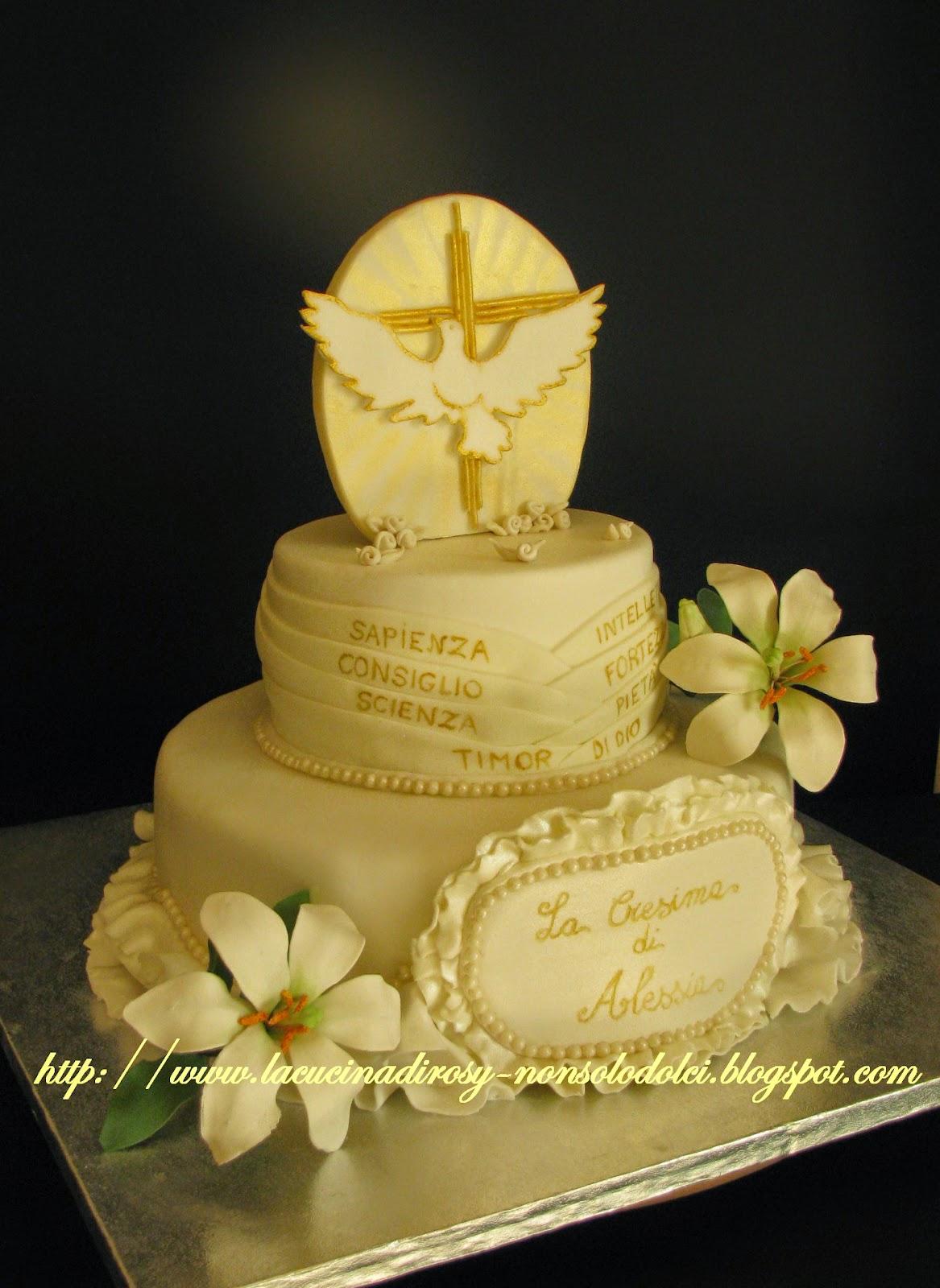 Amato Le Torte Decorate di Rosy CF24