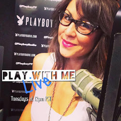 Listen to me LIVE on Playboy Radio