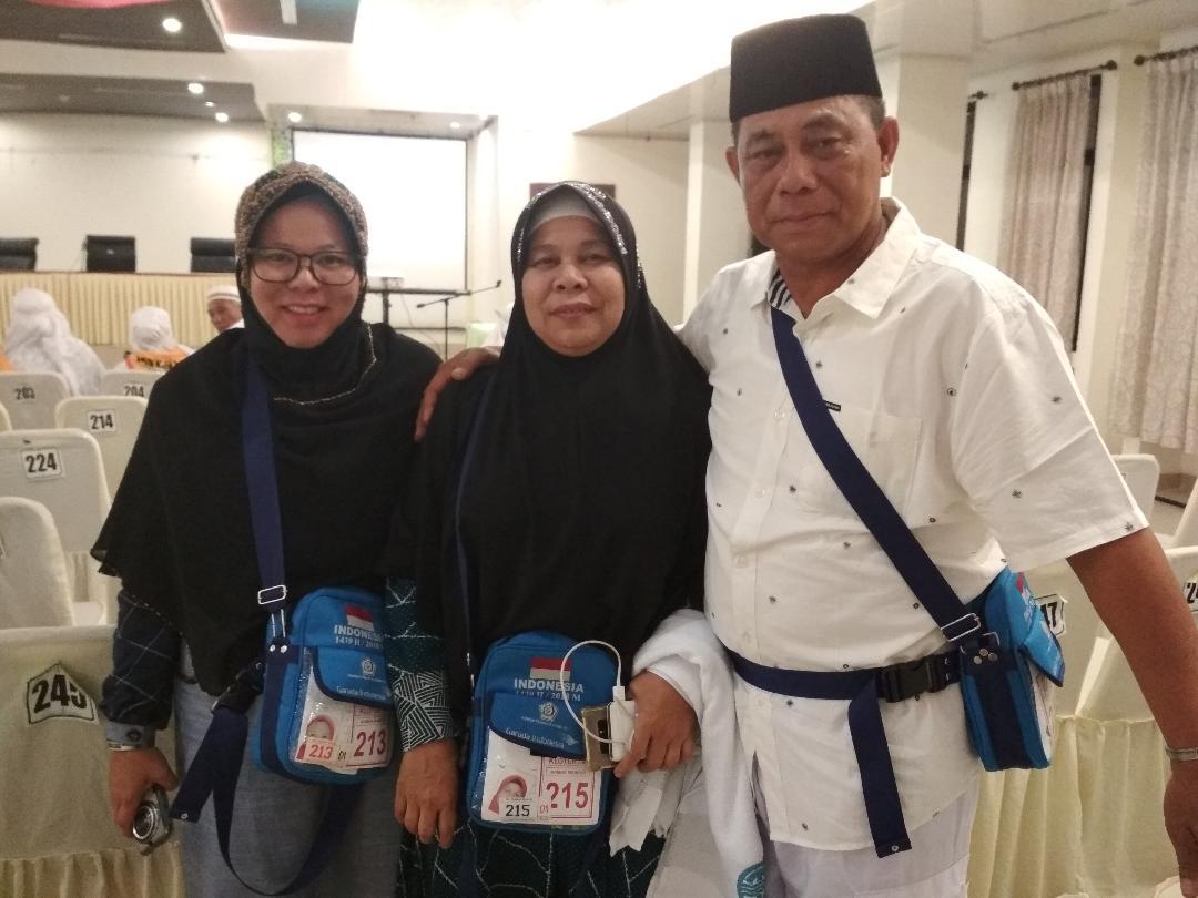 H Khairuddin Syah Sitorus : Jadilah Haji dan Hajjah yang Mabrur Sepanjang Hayat