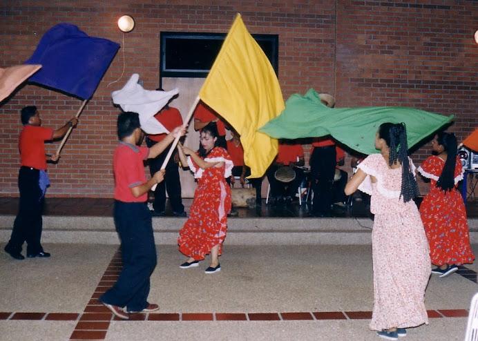 ALGUNAS TRADICIONES COREOGRÁFICAS EN YARACUY