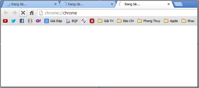 Mẹo chống treo tab trong trình duyệt Chrome