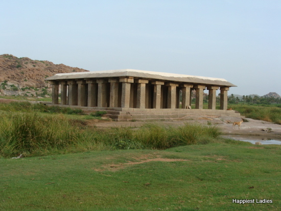 Tomb of King Krishnadevaraya Hampi
