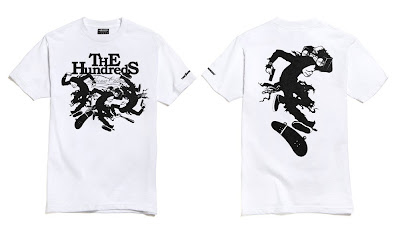 The Hundreds Ten Year Top Ten T-Shirts Collection - Jerky