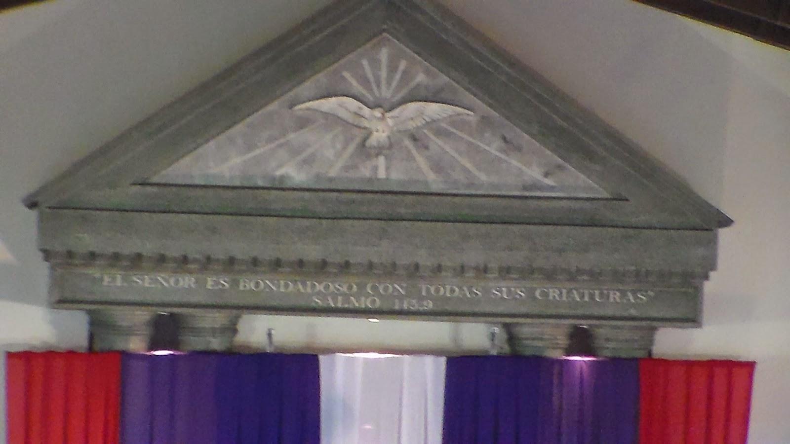 velacion anual c i jesus del desamparo