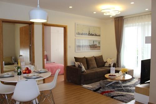 Căn hộ Park View Residence