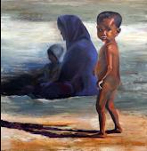Pilar Poveda. Pintora