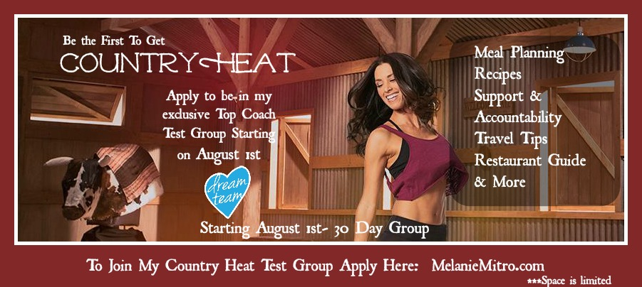 Country Heat Test Group
