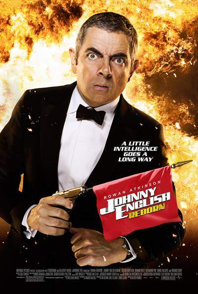 Johnny English Recargado DVDR NTSC Descargar Español Latino 2011