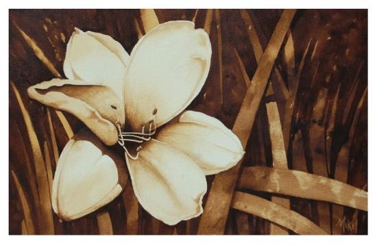5 Pelukis Kopi yang Paling Terkenal di Dunia: Steven Mikel