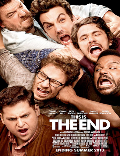 This is the end (Juerga hasta el fin) (2013) [DvdRip] [Subtituladas] (peliculas hd )