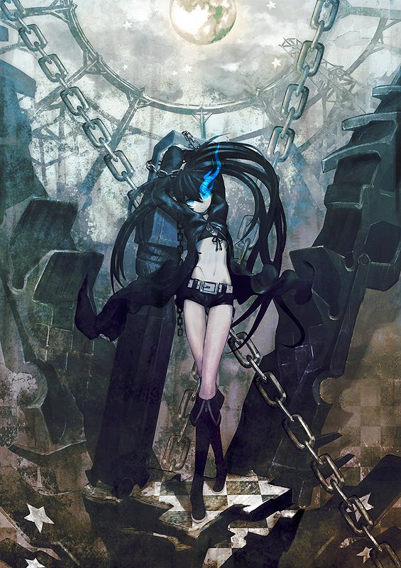 [*Demonios 2*] Black_Rock_Shooter