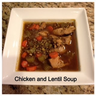 DCH Training : Chicken and Lentil Soup