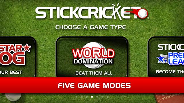 Stick Cricket FULL Version APK(No Root) Free Full Version No Root ...