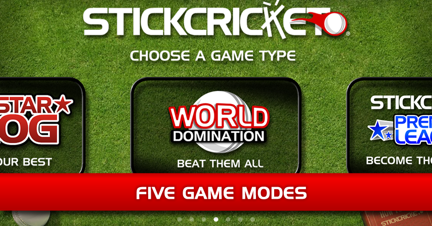 Stick Cricket Pro 2.6.2 Apk Mod Full Version Unlocked - The APK MOD