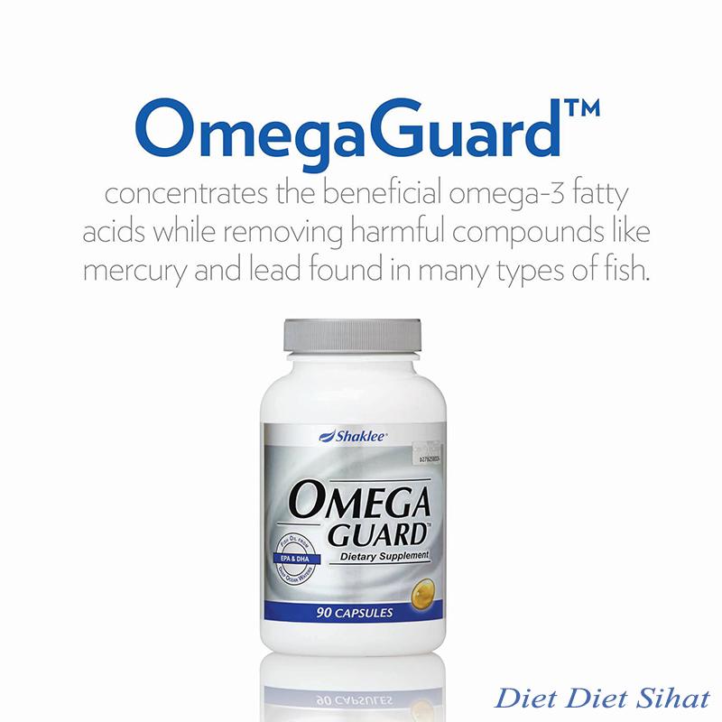kurus dengan omega guard