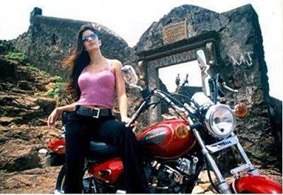 Hot Katrina Kaif in Zindagi Na Milegi Dobara Movie Pictures