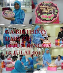 @16 july : GA Birthday Dari Zie