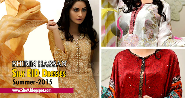 Shirin Hassain Eidl Ul Fiter Collection 2015