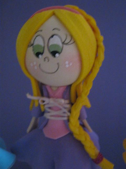 Mis Fofuchas 2013 Artfoamicol: Princesas Disney Fofuchas Fofulapiz ...