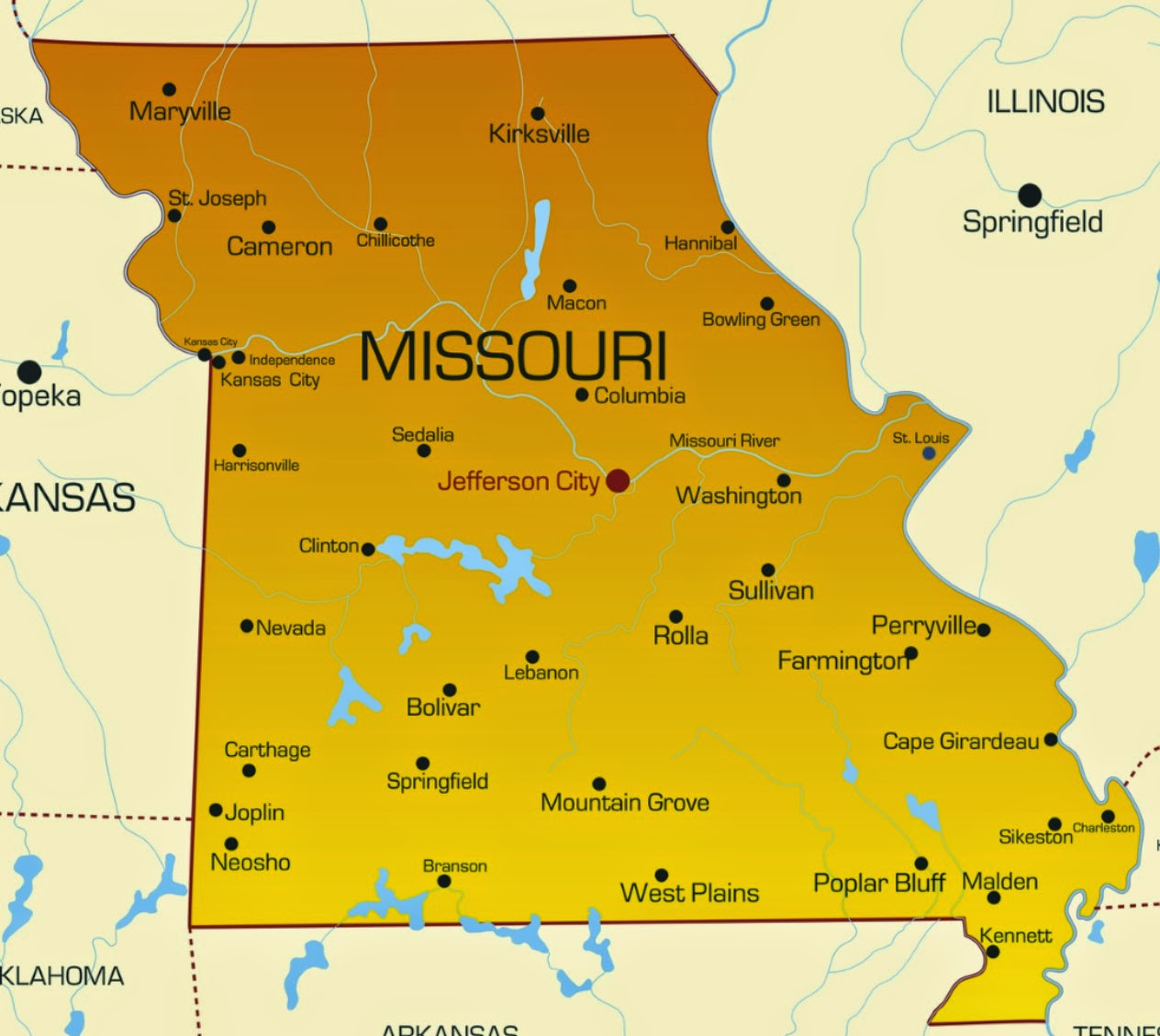 State of Missouri